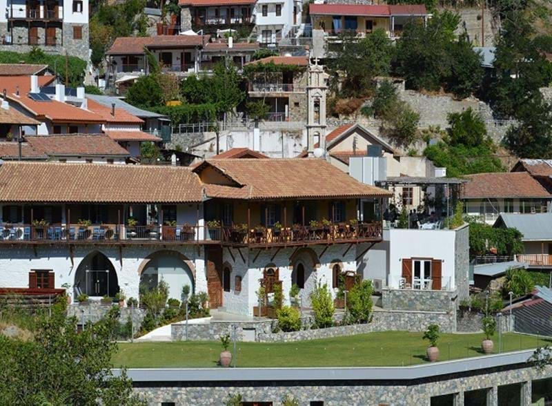 Casale Panayiotis Traditional Village Hotel & Spa